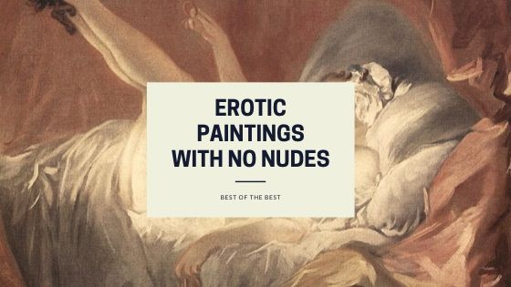 buy wall art erotic paintings with no nudes