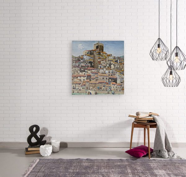 painting of italy canvas print lavelart 5