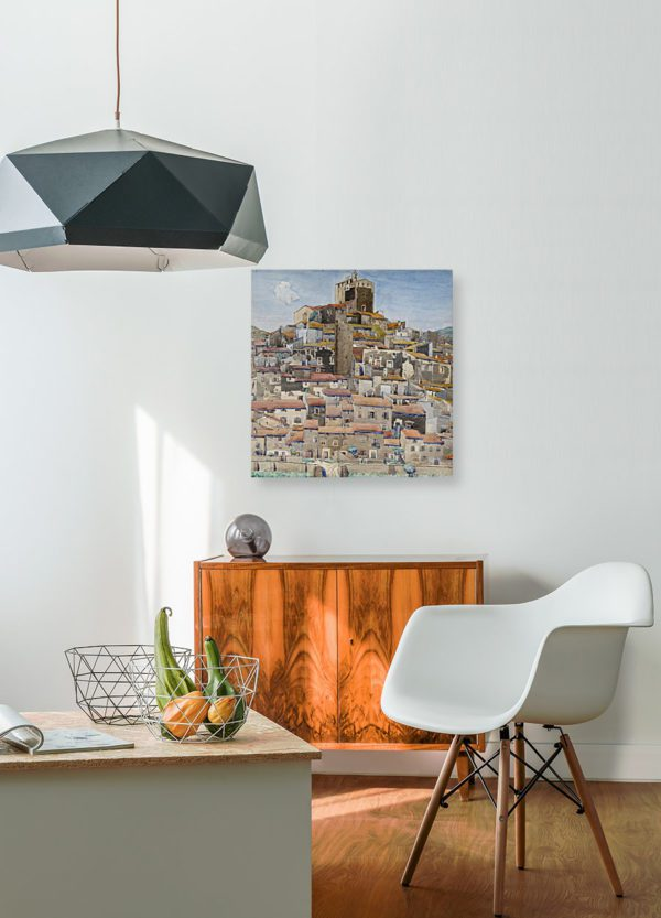 painting of italy canvas print lavelart 3