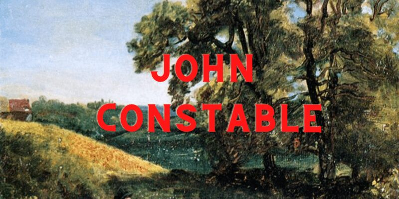 John Constable - Awesome Paintings Slideshow Video