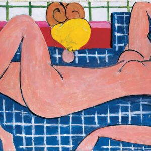 Large Reclining Nude (The Pink Nude) photo image